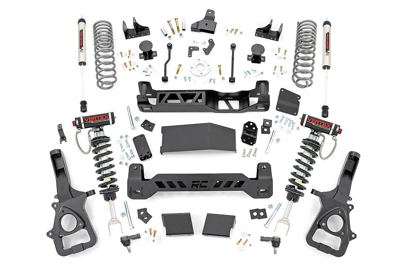 6in Ram Suspension Lift Kit | Vertex and V2 (19-20 Ram 1500 4WD)