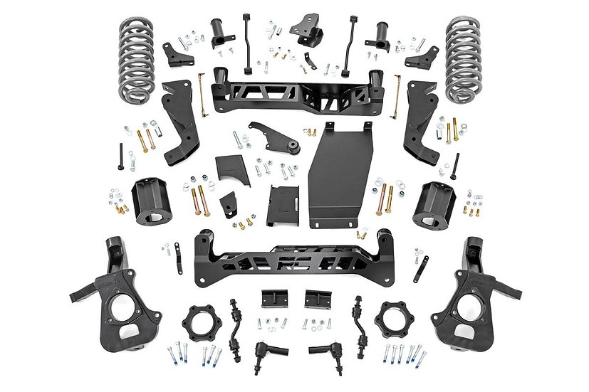 6in GM Suspension Lift Kit (14-20 Tahoe/Yukon | MagneRide)