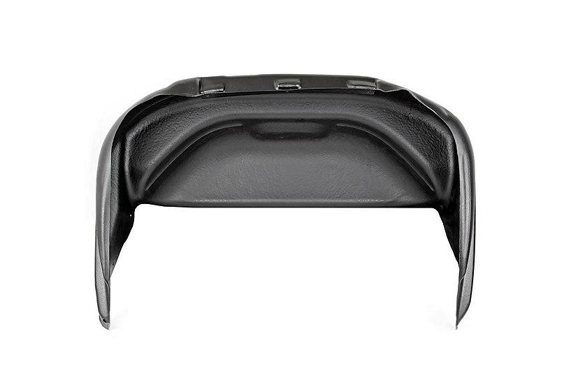 Chevrolet Rear Wheel Well Liners (11-14 2500HD/3500HD PU)