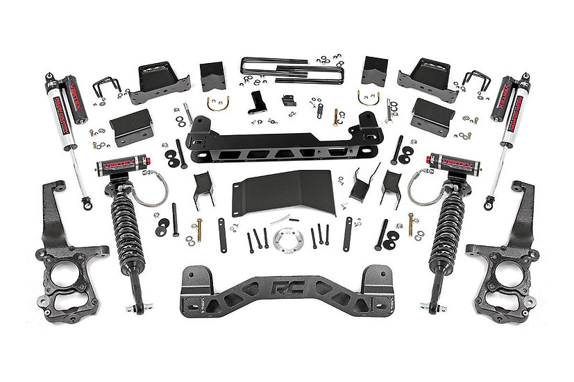 6in Ford Suspension Lift Kit | Vertex (15-20 F-150 4WD)