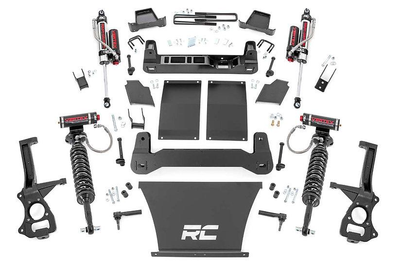 6in Suspension Lift Kit | Vertex Shocks (19-21 Chevy 1500 PU 4WD/2WD)