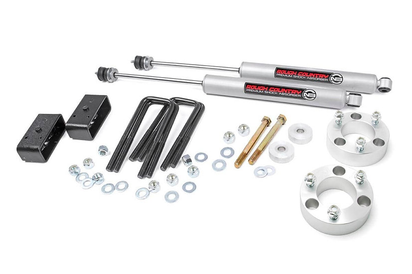 3in Toyota Suspension Lift Kit (05-21 Tacoma)