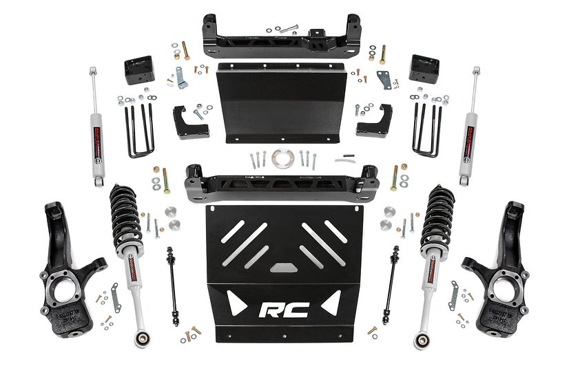 6in GM Suspension Lift Kit | Lifted Struts (15-21 Canyon/Colorado 2WD/4WD)