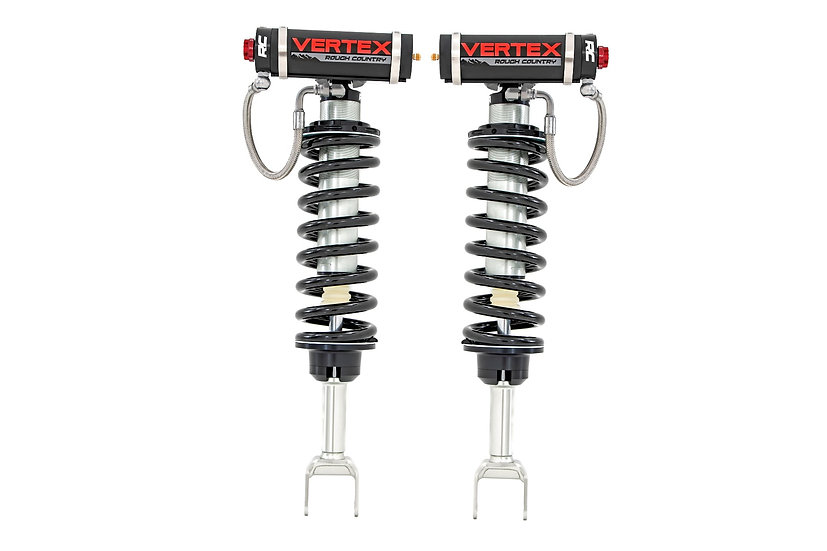 Dodge Front Adjustable Vertex Coilovers (19-21 Ram 1500 | for 6in Lifts)