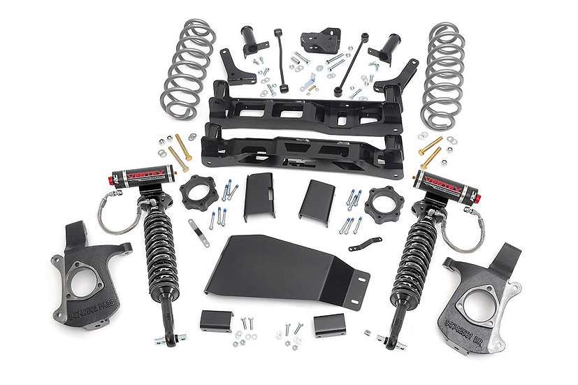 7.5in GM Suspension Lift Kit w/Vertex Coilovers (07-13 Avalanche)