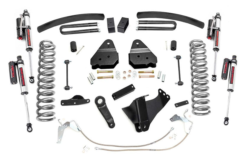 6in Ford Suspension Lift Kit (Gas)