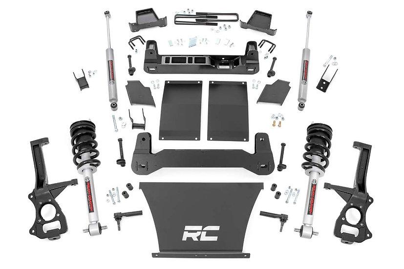 6in Suspension Lift Kit | N3 Struts (19-21 GMC 1500 PU 4WD/2WD)