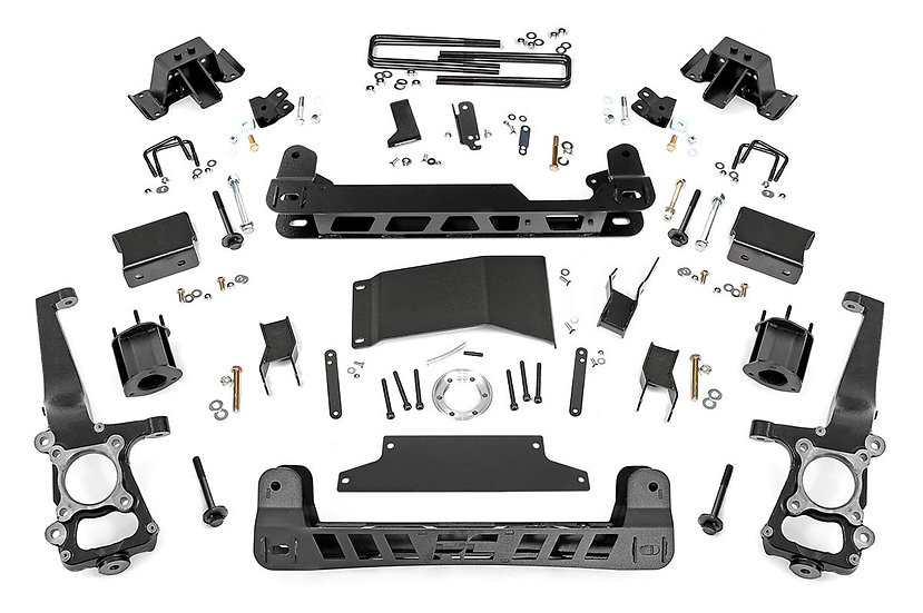 4.5in Ford Suspension Lift Kit (10-14 F-150 Raptor)