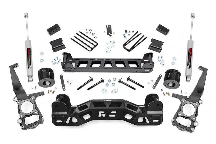 4in Ford Suspension Lift Kit w/N3 Shocks (11-14 F-150)