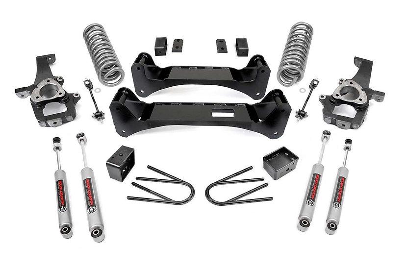 6in Dodge Suspension Lift Kit