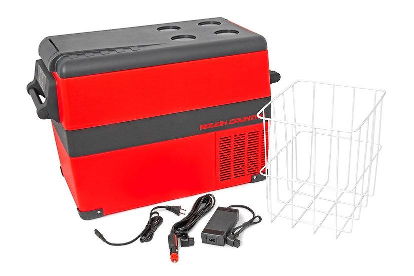 45L Portable Refrigerator / Electric Cooler (12 Volt   AC 110)