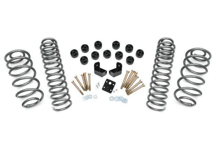 3.75in Jeep Combo Lift Kit (4cyl)