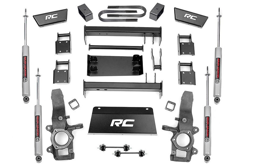 5in Ford Suspension Lift Kit