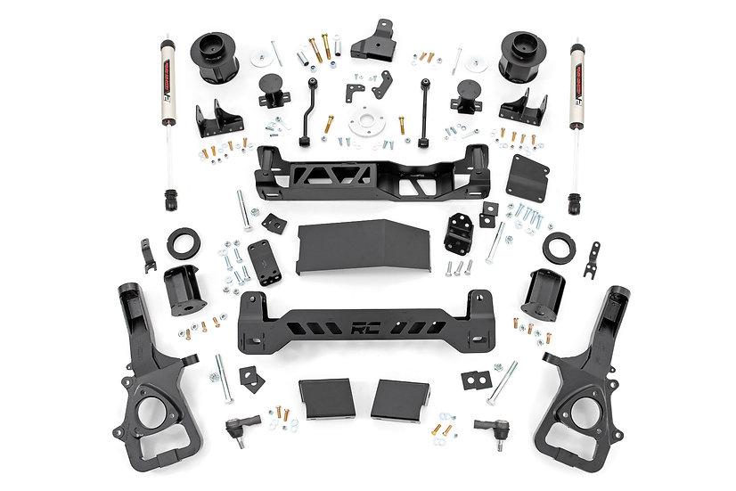 6in Ram Suspension Lift Kit w/ V2 Shocks (19-21 Ram 1500 4WD)