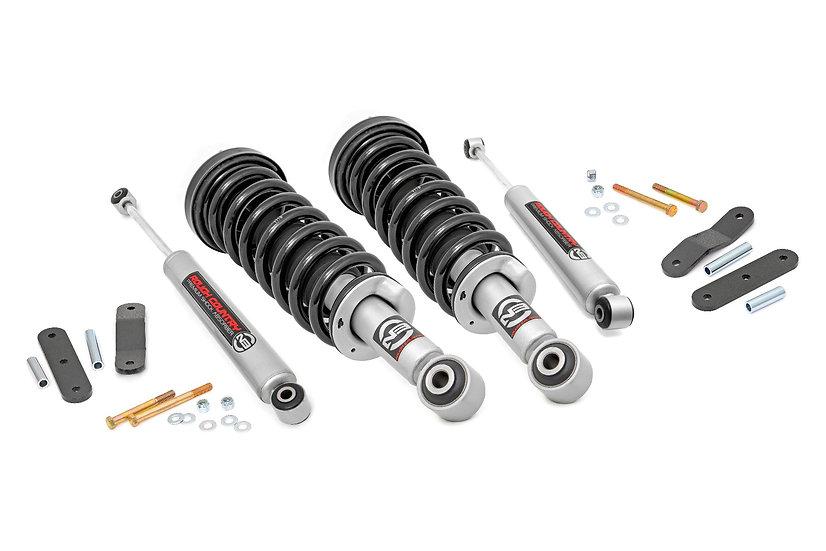 2.5in Nissan Suspension Lift Kit w/ N3 Struts (05-20 Frontier)