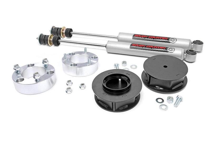 3in Toyota Suspension Lift Kit (07-14 FJ Cruiser / 03-09 4Runner 4WD/2WD)