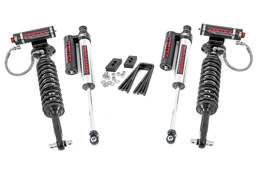 2in Ford Leveling Lift Kit w/ Vertex (14-20 F-150)