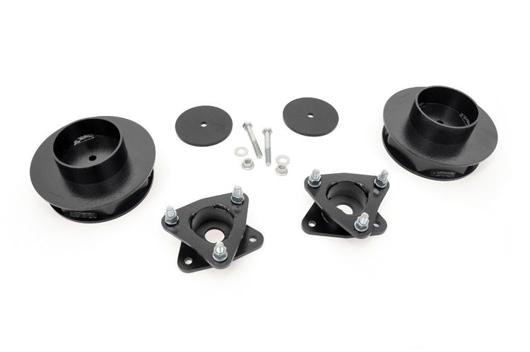 2.5in Dodge Suspension Lift Kit (09-11 Ram 1500 4WD)