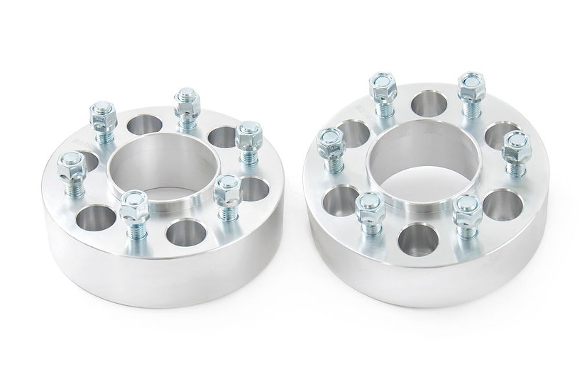 2-inch Ford Wheel Spacers | Pair (15-21 F-150)