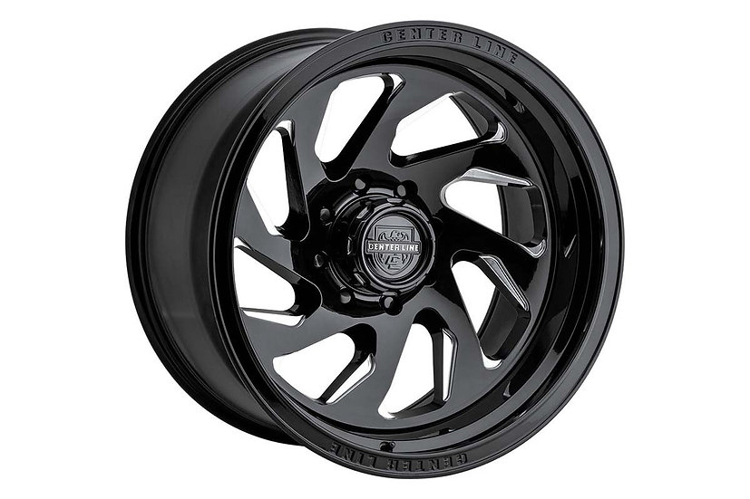 Centerline 847BM LT7 Wheel, 20X12 (6x135/6x5.50)