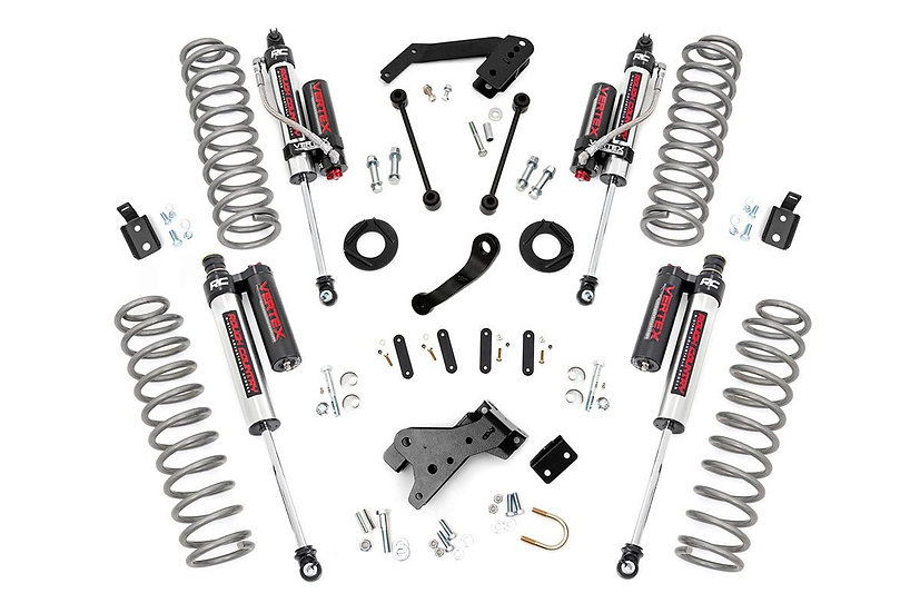 4in Jeep Suspension Lift Kit | Vertex (07-18 Wrangler JK)