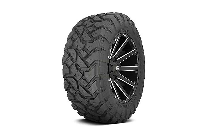 35X12.50R22LT Fuel Gripper X/T Tire
