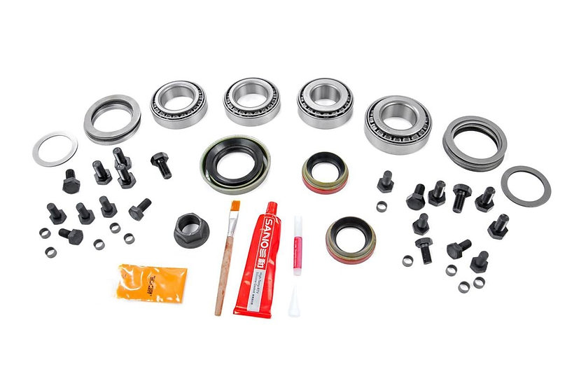 Dana 30 HP Master Install Kit (Jeep YJ/XJ - Front Axle)