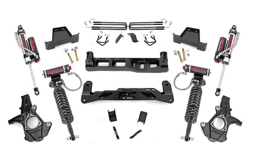 7.5in GM Suspension Lift Kit w/Vertex Shocks (07-13 1500 PU)