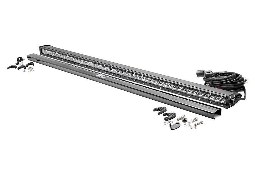 50-inch Straight Cree LED Light Bar - (Single Row   Chrome Series)