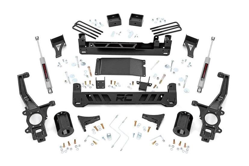 6in Nissan Suspension Lift Kit (05-20 Frontier)