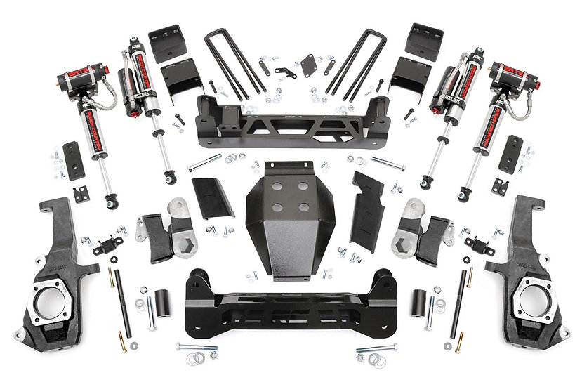 5in GM NTD Suspension Lift Kit | Vertex (11-19 2500HD/3500HD)
