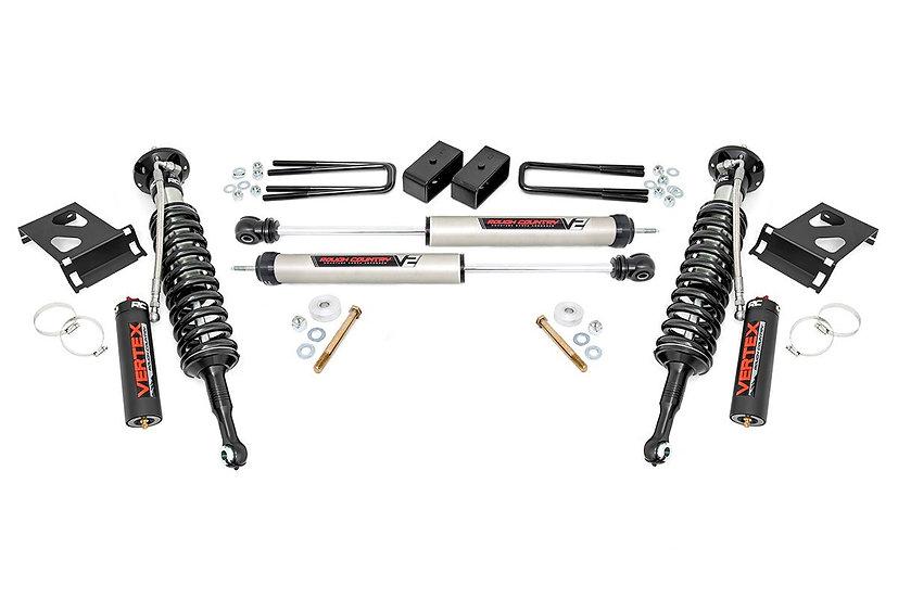 3in Toyota Suspension Lift Kit Vertex w/ V2 Shocks (05-21 Tacoma)