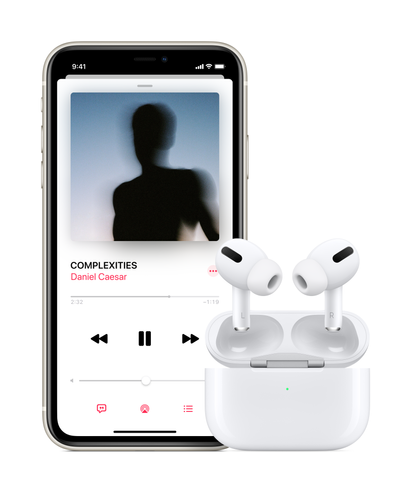 iPhone_11_White_Front_AirPods_Pro_Float_