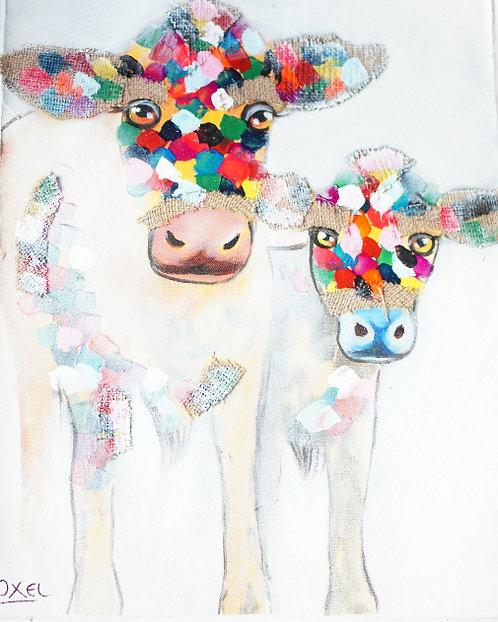 Jack & Junior Cows