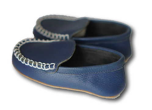 Monaco Loafer | Navy