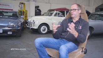 Classic Car Rental - Graham Eason