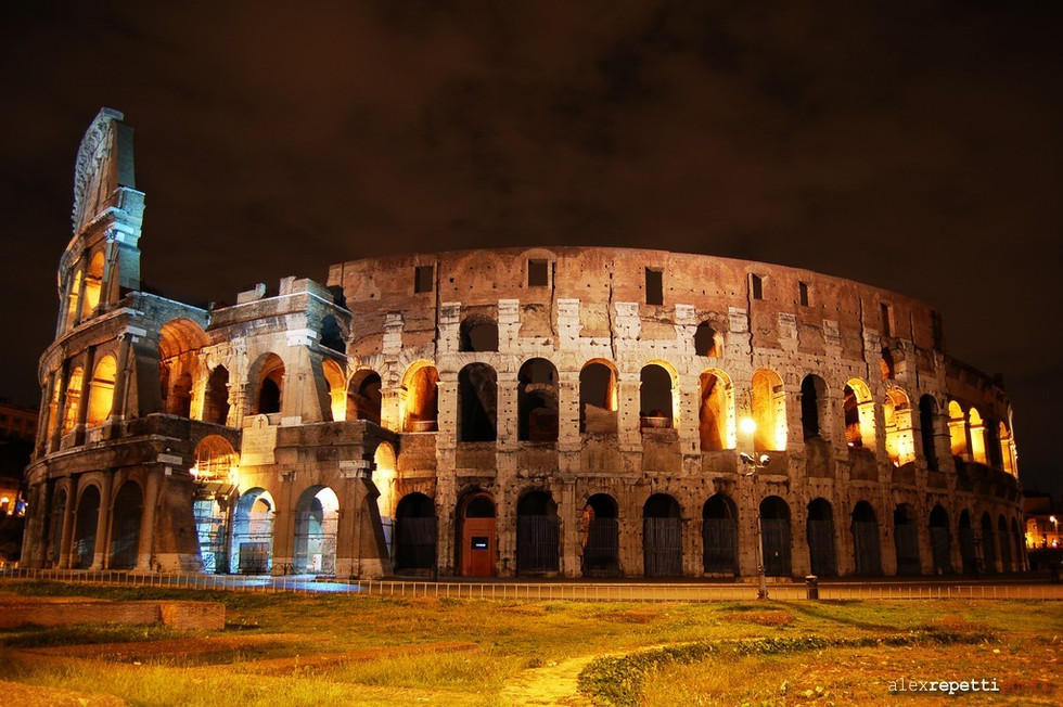Colosseo, Rome - Italy