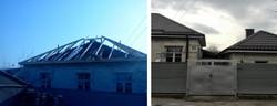 Поднятие крыши