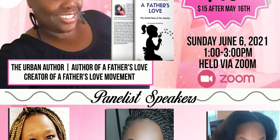 2 Annual A Father's Love Panel