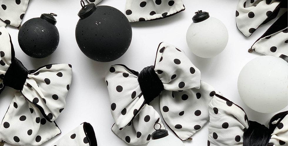 Jessica Ornament set / Polkadot