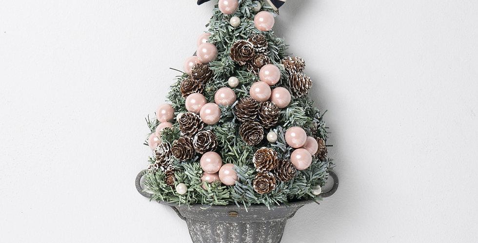 WD Jessica Tree / Pine / pale pink