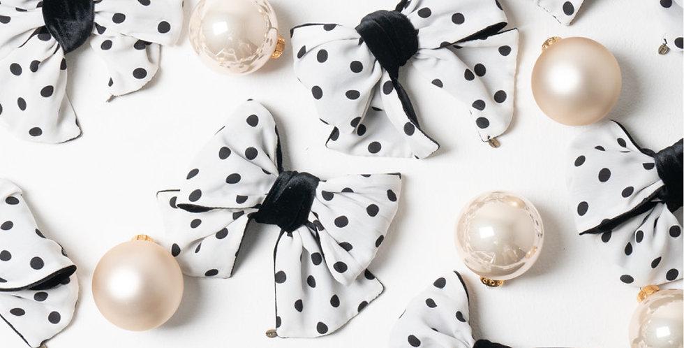 OS150 Jessica  Ornament set / Polkadot