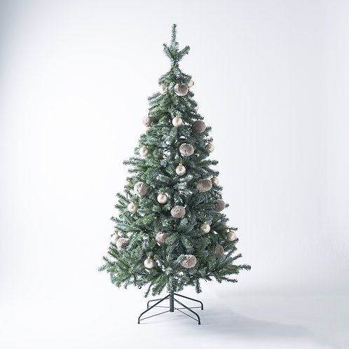 FT210 Fluffy Tree set / Beige