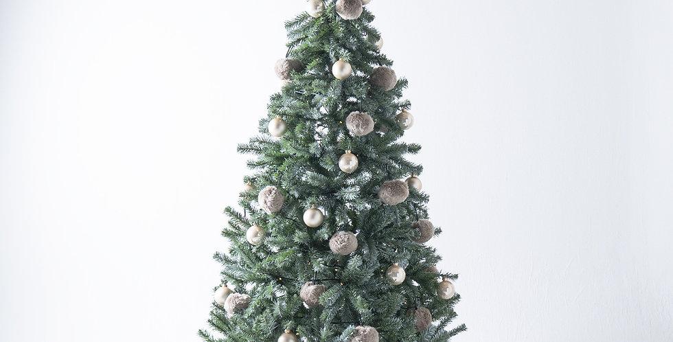 FT210 Fluffy Tree set / Beige