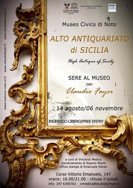 Alto Antiquariato di Sicilia