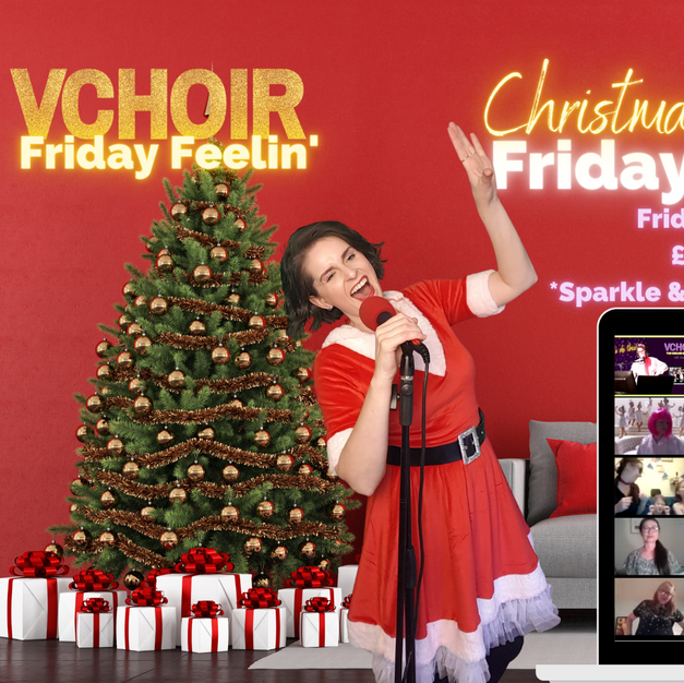 Friday Night Christmas Party 18th Dec 7:30pm £4.99