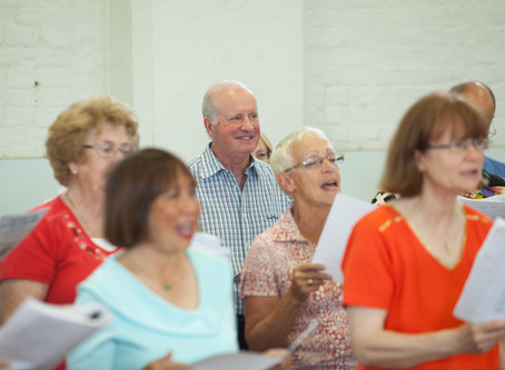 Singing in a choir and how to make your voice count