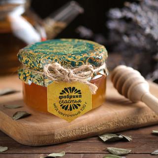 Предметная фотосъемка меда