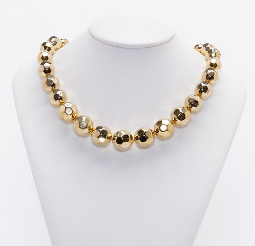 Colar Golden Lux