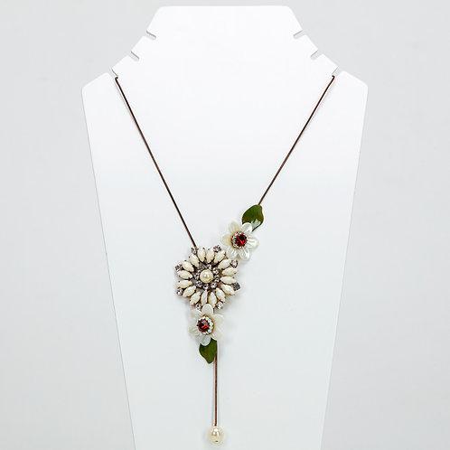 Colar Fancy Flower